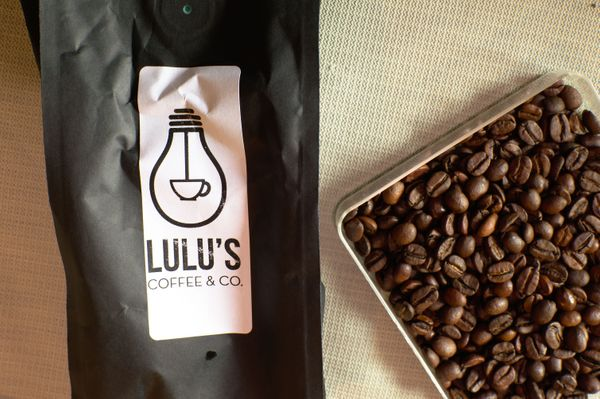 Lulu's Coffee & Co : Medium Roast (Q42016)